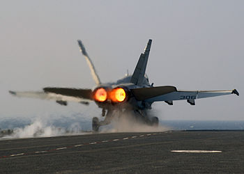 afterburners on