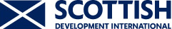 Scottish Development International Logo