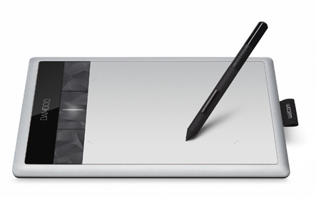 wacom bamboo capture