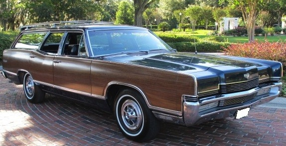 late 60 mercury